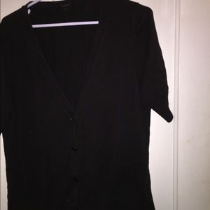 Talbots short sleeve xl black